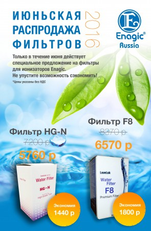 Enagic filter sale small